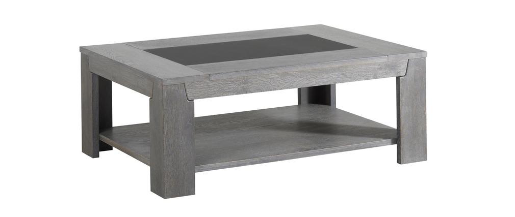 Table Basse Grise Design