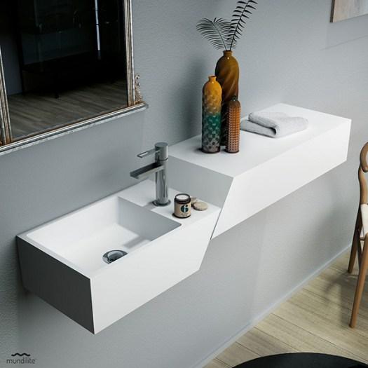 Lavabo de diseño moderno LevelPlus