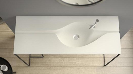 Lavabo de diseño OvulaPlus