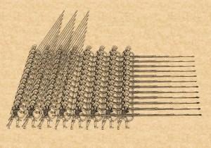 Phalanx grecs
