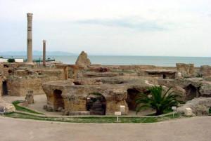 迦太基的废墟
