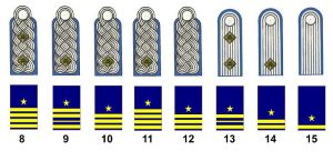 Offiziere der Marine