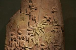Stele des Sargon von Akkad