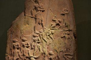 Stèle de Sargon d'Akkad