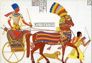 Carro da guerra egiziano