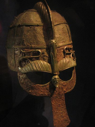 维京人的头盔