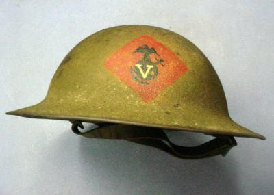 M1917 Brodie头盔