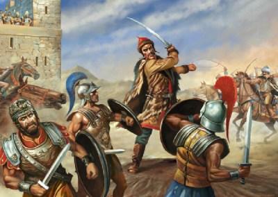Attila le Roi Hun