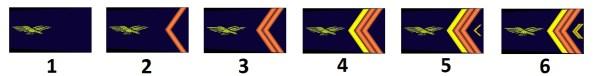 Mannschaften der französischen Luftwaffe