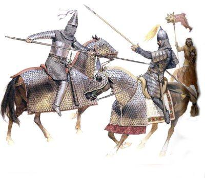 Cataphractes perses