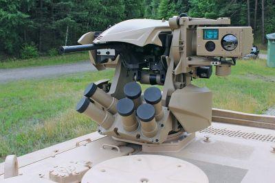 MBT Revolution 12,7-Millimeter-mitrailleuse