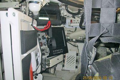 MBT Revolution intérieur