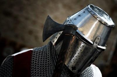骑士用小战斧