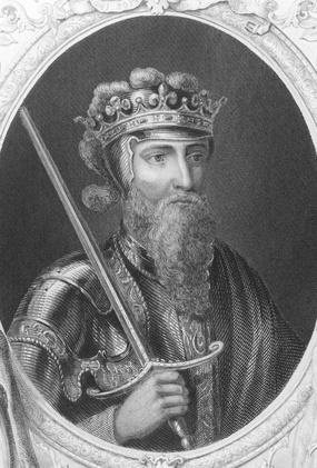 Эдвард III.
