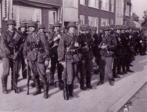 Infanterie der SS-Panzergrenadier-Division LSSAH