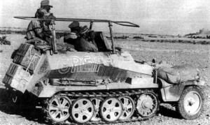 Infanterie im Schützenpanzer