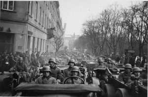 Motorisierte Infanterie