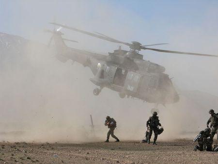 Soldaten der Fremdenlegion im Einsatz