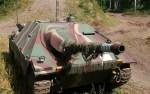 Tanque de caza alemán 38 Hetzer