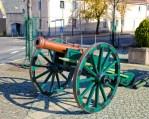 Leipzig Völkerschlacht Feldkanone