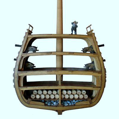 Querschnitt der Vasa