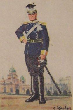 3. Garde-Ulanen-Regiment Potsdam/Brandenburg (Ulan im Dienstanzug)