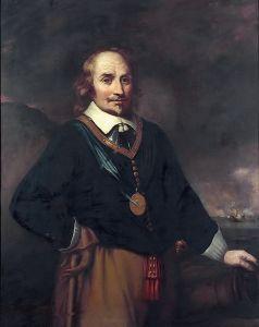 Admiral Maarten Tromp