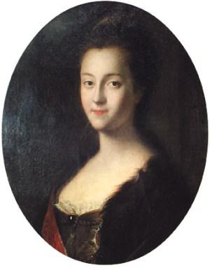 俄罗斯的凯瑟琳二世大约15年