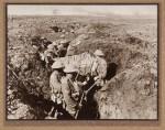 Les baïonnettes pendant la Première Guerre mondiale