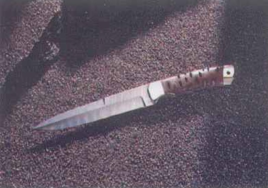 Balbach Kampfmesser