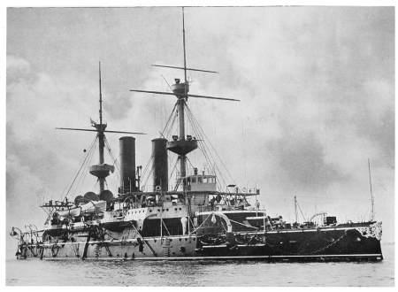 HMS Hood, das letzte Turmschiff