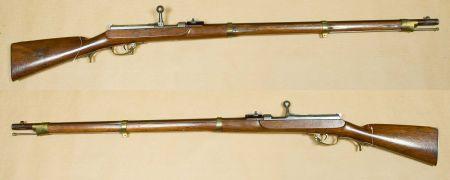 Zündnadelgewehr der preußischen Armee