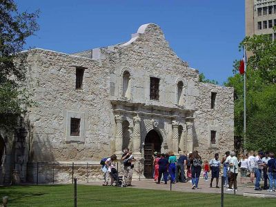 Alamo Mission in San Antonio