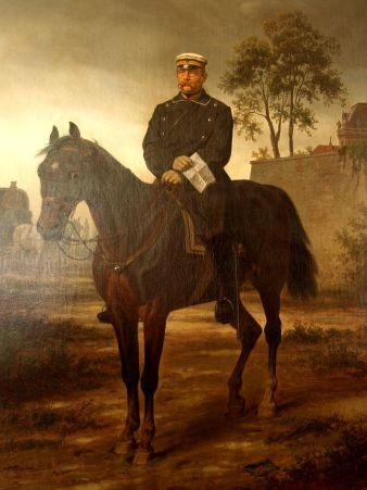 Bismarck bei Sedan