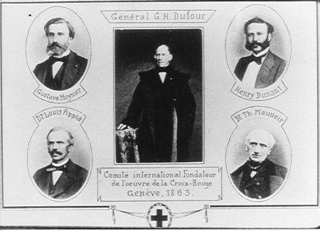 五位创始成员