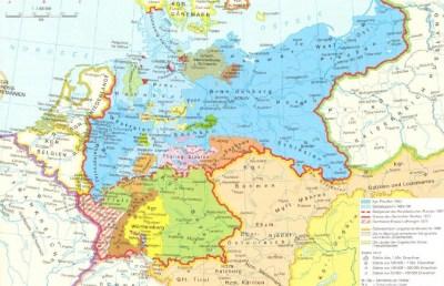 中欧从1866年到1914年