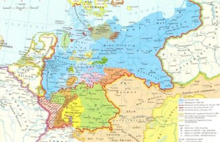 Mitteleuropa von 1866 bis 1914