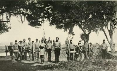 Soldati confederati