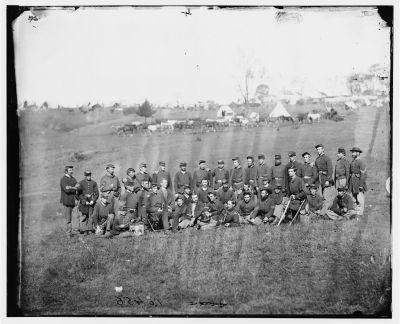 Soldats de l'armée de l'Union