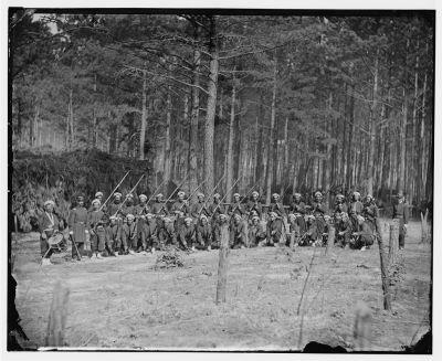 Soldati dell'esercito dell'Unione