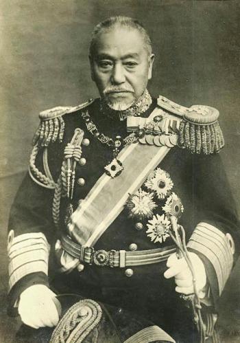 海军上将多哥平八郎