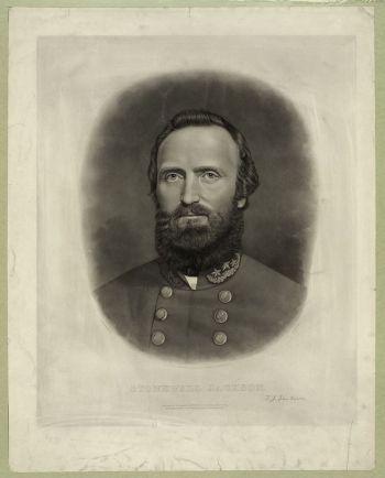 General Jackson um 1862