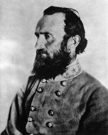 Generalleutnant Jackson um 1862