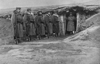 Japanische Soldaten