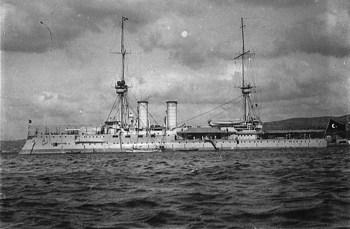 Schwesterschiff SMS Kurfürst Friedrich Wilhelm