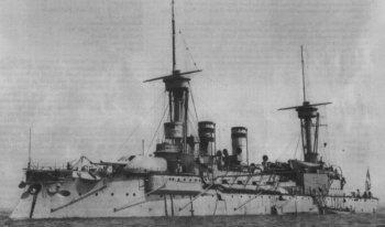 Schwesterschiff SMS Weißenburg
