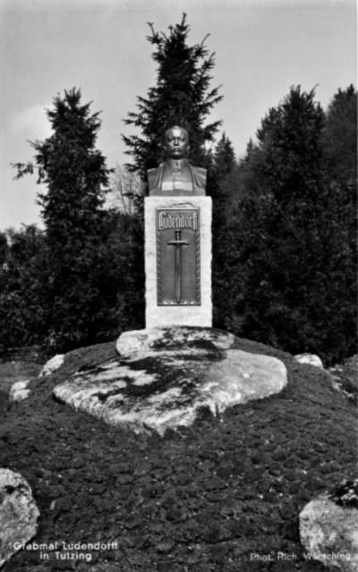 图青的埃里希鲁登道夫将军墓