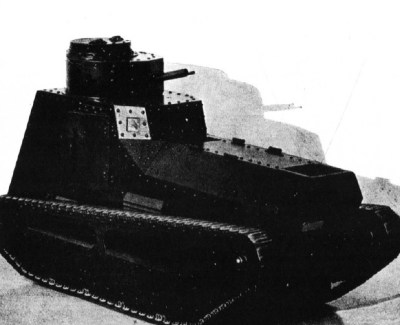 轻型战车LK II机枪版