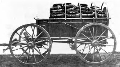 Wagon à bagages 87