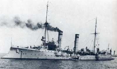 Petit Cruiser SMS Amazone (1900)